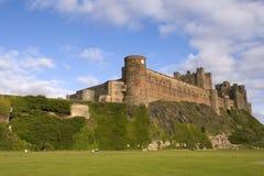 замок bamburgh Стоковая Фотография