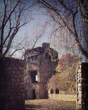 Замок Bancroft Стоковое фото RF