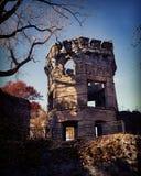 Замок Bancroft Стоковое Изображение RF
