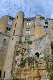 Замок Beaufort, Люксембург Стоковое Изображение
