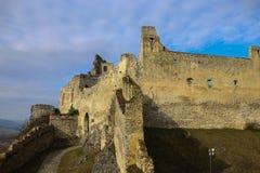 Замок Beckov Стоковая Фотография
