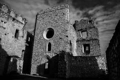 Замок Beckov Стоковые Изображения