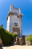 Замок Beja в южной Португалии Стоковое Фото