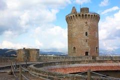 замок bellver Стоковая Фотография RF