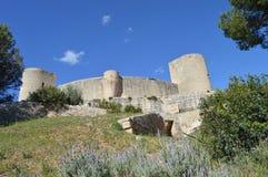 Замок Bellver Стоковые Фото