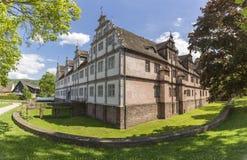 Замок Bevern в Германии Стоковые Изображения RF