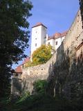 Замок Bitov, Чешская Республика, Европа Стоковые Изображения