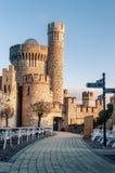 Замок Blackrock, пробочка, Ирландия Стоковое Изображение RF