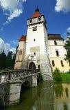 замок blatna Стоковая Фотография RF
