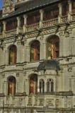 Замок Blois в Луаре et Шере Стоковая Фотография RF
