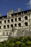 замок blois стоковое фото rf