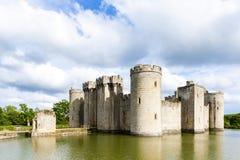 Замок Bodiam Стоковое Изображение