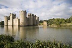замок bodiam Стоковое Фото