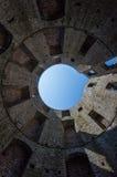 Замок Borgholm стоковое фото rf