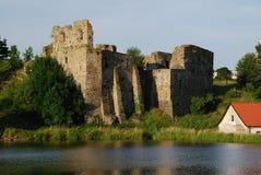 замок borotin Стоковое Фото