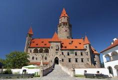замок bouzov Стоковое Фото