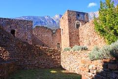 Замок Boymont Италия Стоковое Изображение RF