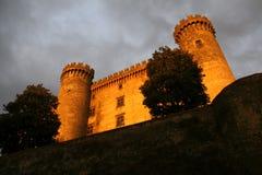 замок bracciano Стоковая Фотография