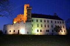 Замок Breclav стоковая фотография