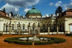 Замок Buchlovice Стоковые Изображения RF