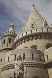 Замок Buda - бастион рыболова Стоковое Изображение RF