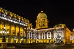 Замок Buda - Будапешт Стоковые Фотографии RF