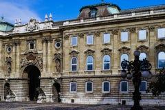 Замок Buda Стоковая Фотография