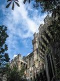 Замок Butron, Баскония, Испания Стоковое Изображение RF