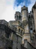 Замок Butron, Баскония, Испания Стоковая Фотография RF