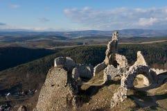 замок cachtice Стоковая Фотография