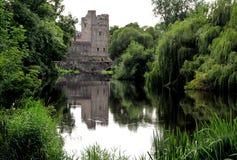 Замок Cahir Стоковая Фотография RF