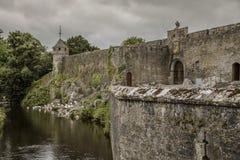 Замок Cahir - 1383 Стоковая Фотография RF