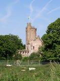 замок caister Стоковые Изображения