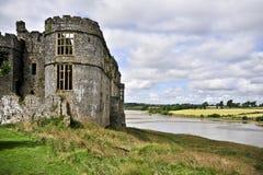Замок Carew Стоковое фото RF