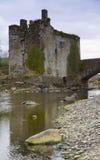 замок carrigadrohid стоковое фото rf