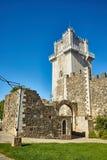 Замок Castelo de Beja alentejo Португалия Стоковое Изображение RF