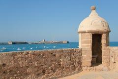 замок catalina santa стоковое фото rf