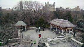 Замок Central Park Стоковые Изображения RF