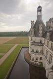 Замок Chambord Стоковые Изображения RF
