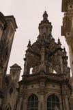 Замок Chambord Стоковая Фотография