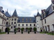 Замок Chaumont Стоковая Фотография