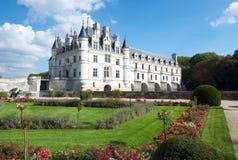 Замок Chenonceau Стоковые Изображения