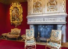 Замок Chenonceau Стоковые Фото