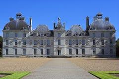 замок cheverny de Франция loire Стоковое Изображение