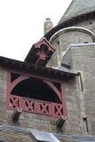 Замок Coch внутрь Стоковые Фотографии RF