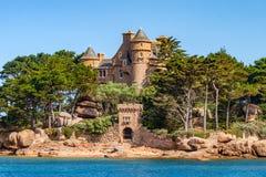 Замок cosaeres стоковые фотографии rf