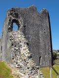 Замок Cowbridge, южный уэльс Стоковое фото RF