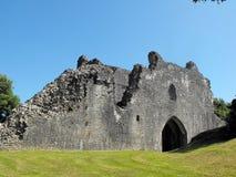 Замок Cowbridge, южный уэльс Стоковые Изображения RF