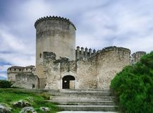Замок Cuellar Стоковые Фото