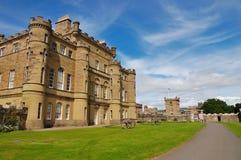 замок culzean Шотландия стоковые фото